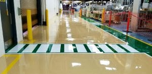 Industrial Flooring, Epoxy Flooring